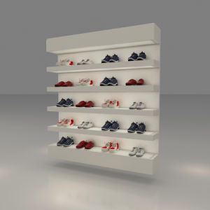 Creative Design Shoes Case Display Shelves pictures & photos