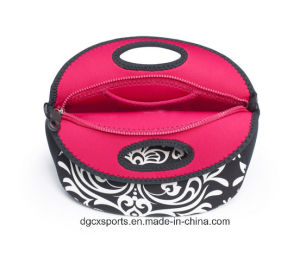 Whole Stylish Neoprene Lunch Pouch/ Lunch Bag pictures & photos