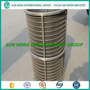 High Speed Paper Machine Pressure Screen Basket for Paper Making pictures & photos