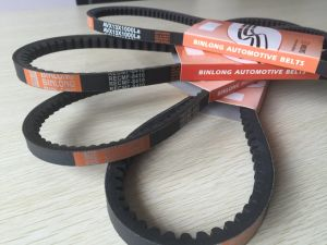 Manufacture Cogged V-Belt Made in China pictures & photos