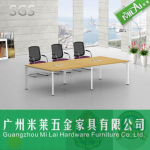 Modern Easy Assembling Office Melamine Meeting Table pictures & photos