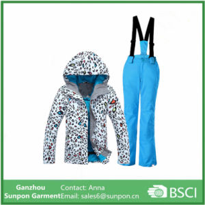 Type-Find Best Kids Ski Suit Girl Ski Jacket Ski Pants pictures & photos