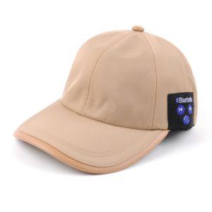 PU Bluetooth Music Cap pictures & photos