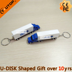 Newest PVC Custom Truck USB Flash Drive for Transportation Gifts (YT-6666) pictures & photos