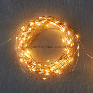 Dew Drop DIY LED Light String Fairy Garden Xmas Party Warm White 30 M pictures & photos