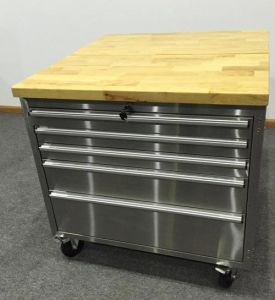 72in Stainless Steel Workbench pictures & photos