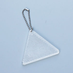 Solar Light Reflex Reflector with Key Chain, Promotion Gift (JG-T-04) pictures & photos