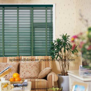 25mm/35mm/50mm Venetian Wood Blind (SGD-W-5582) pictures & photos