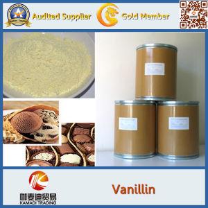 Vanillin for Food Grade CAS No: 121-33-5 pictures & photos