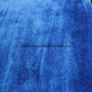 Super Soft Short Plush Velvet Fabric pictures & photos