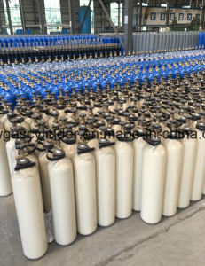40L High Pressure Seamless Steel Gas Cylinders pictures & photos