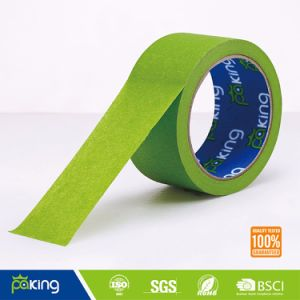 Good Quality Green Color Masking Tape pictures & photos
