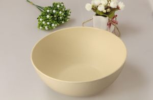 SGS Approved Eco Bamboo Fiber Kitchenwareware Bowl (YK-B3014) pictures & photos