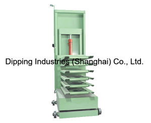 Manual Lift for PVC Production Lines pictures & photos