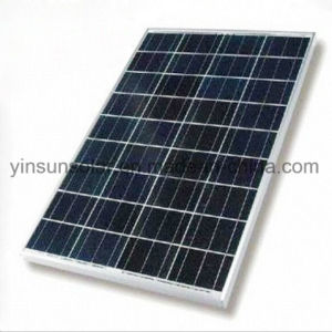 60W Polycrystalline Solar Panel for Home Solar Power System pictures & photos
