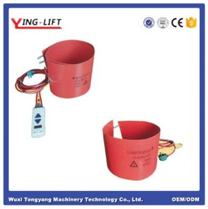 Flexible Silicone Rubber Heater for Oil Drum pictures & photos