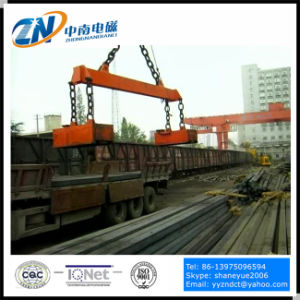 Rectangular Lifting Electro Magnet for Steel Billets MW22-21090L/1 pictures & photos