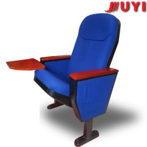 Jy-615s Stacking Church Seat Cheap Cover Fabric Folding Office Seating Auditorium Home Theatre Recliner Banquet Hall Chairs pictures & photos