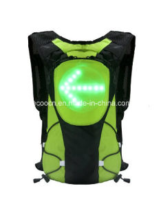 Cycling Accessories LED Turn Signal Backpack pictures & photos