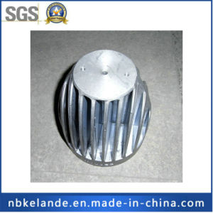 Aluminum Custom Made CNC Machine Part with Casting pictures & photos