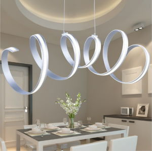 Decorative Circular Acrylic LED Ceiling Light
