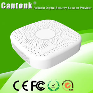 P2p Onvif H. 265 4CH/8CH HD NVR with Poe From CCTV Supplier (NVRPGH498POE) pictures & photos