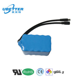 LiFePO4 Battery Pack 26650 12.8V 10.5ah for E-Scooter pictures & photos
