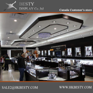 Jewelry Store Display Showcase Design pictures & photos