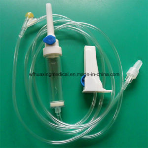 Disposable Medical Infusion Set with Y Site pictures & photos
