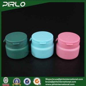 120g Pink Color HDPE Material Chutty Packaging Bottles with Tear off Cap pictures & photos