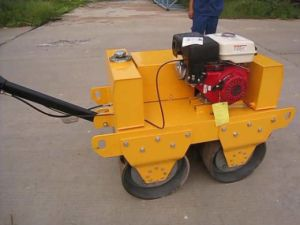Walk Behind Construction Road Vibratory Roller pictures & photos