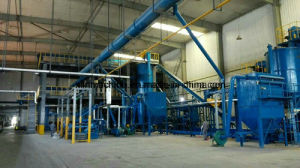 Granular Yellow Lead Production Line (lead oxide machine) pictures & photos