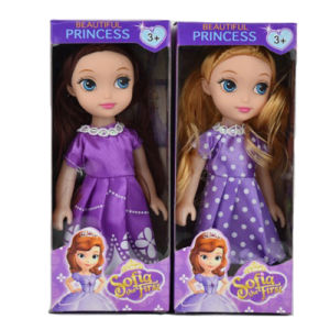 Girl Toys Fashion Doll 6 Inch Doll Toy (H3677304) pictures & photos