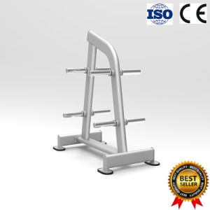 Fitness Equipment / Gym Machine Parts Plate Rack pictures & photos