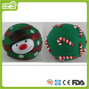 Christmas Ball Dog Toy Pet Toy pictures & photos