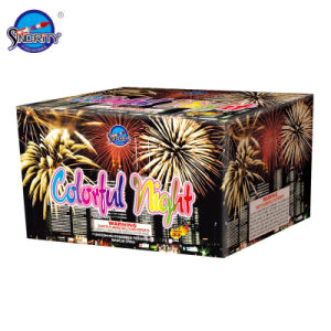 33 Shots Colorful Night Cake Fireworks pictures & photos