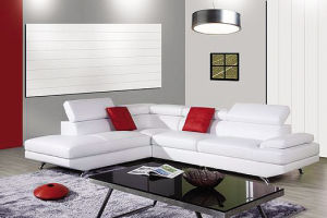 China Modern Leather Sofa, Sectional Sofa pictures & photos