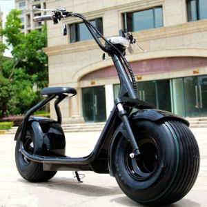 Green Travelling Electric Bike City Coco Electric Motorcycle pictures & photos