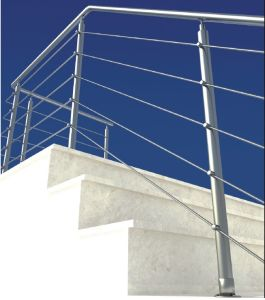 Safety Decorative Ss304 316 Railing Handrail System pictures & photos