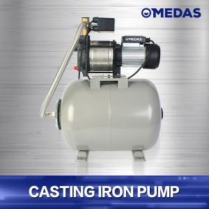 Cast Iron Multistage Jet Pump with 50L Tank pictures & photos