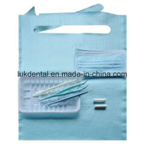 High Quality Disposable Dental Instrument Kit 7 in 1 pictures & photos