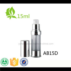 15ml Stylish Cosmetic Airless Bottle Lotion Pump Bottle pictures & photos