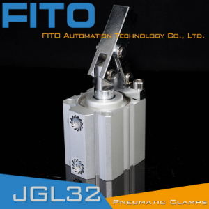 Jgl32 Acl32 Pneumatic Compact Air Cylinder by Clamp pictures & photos
