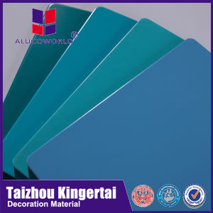 Alucoworld 4mm Aluminium Composite Panels Home Room Partition Panels pictures & photos