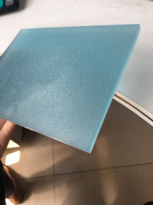 Two Sides Frosted Polycarbonate Door Panel