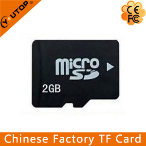 Low Price Chinese Factory Micro SD TF Memory Card C6 2GB pictures & photos