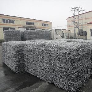 China Wholesale Mesh 80X100X2.7mm Gabion Mesh pictures & photos