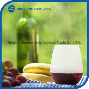 Food Grade Unbreakable Silicone Wine Glass pictures & photos