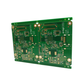 Multilayer Electronic Components PCB Board for Automotive Electronics Industry pictures & photos