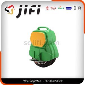 Double Wheel Electric Unicycle Scooter with Training Wheel pictures & photos